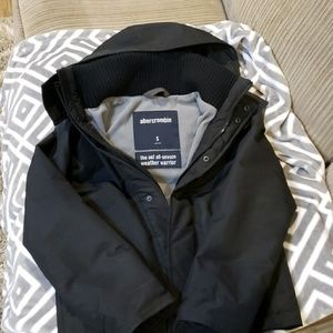 Abercrombie Boys All- Weather Warrior Jacket